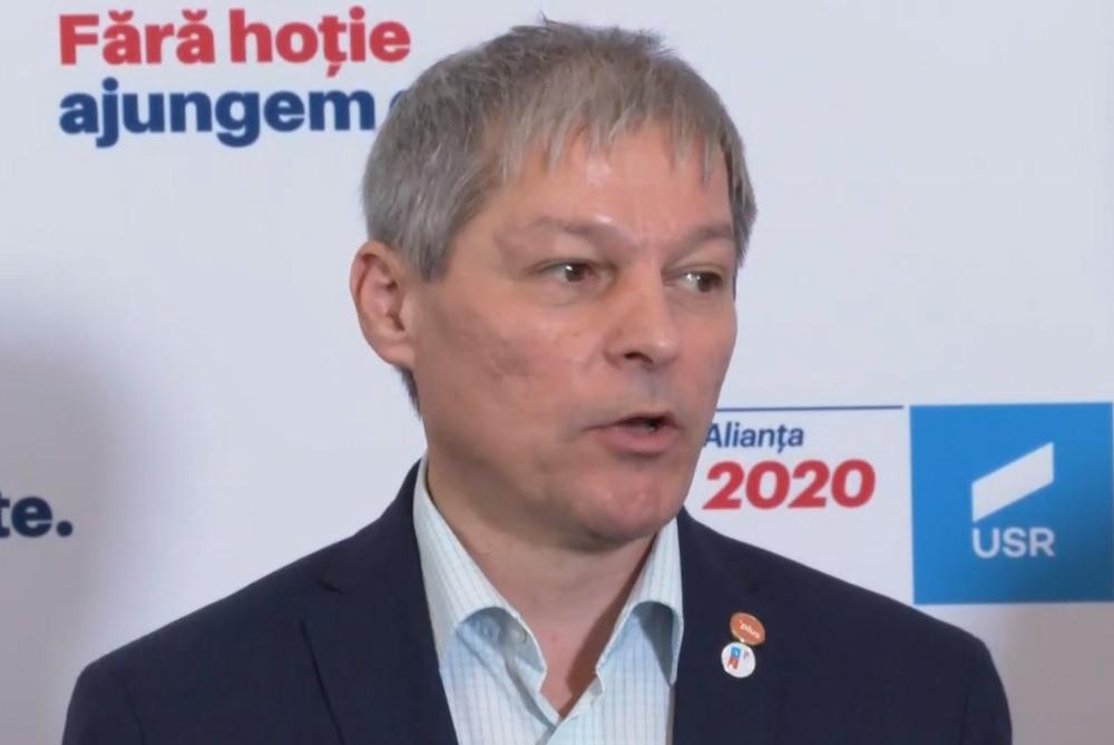 Cioloş: USR PLUS trebuie să pornească de acum cu ideea că în 2024 trebuie să dea preşedintele României