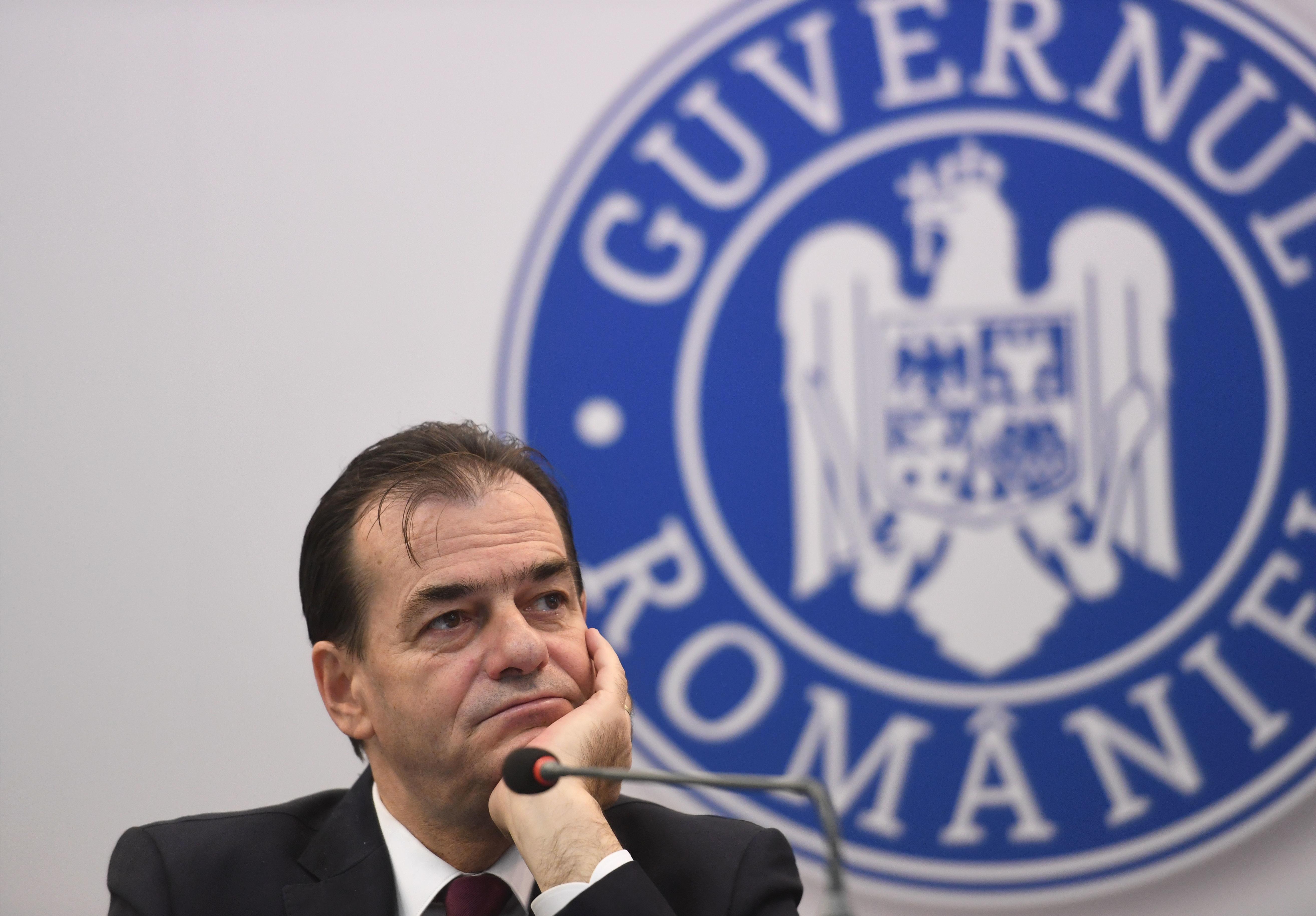 Ludovic Orban: România nu este în situaţia de a avea nevoie de un acord cu FMI