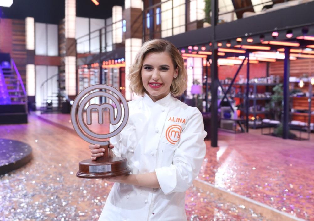 Cine e Alina Gologan, câștigătoarea Masterchef România. Ce va face cu 50.000 euro
