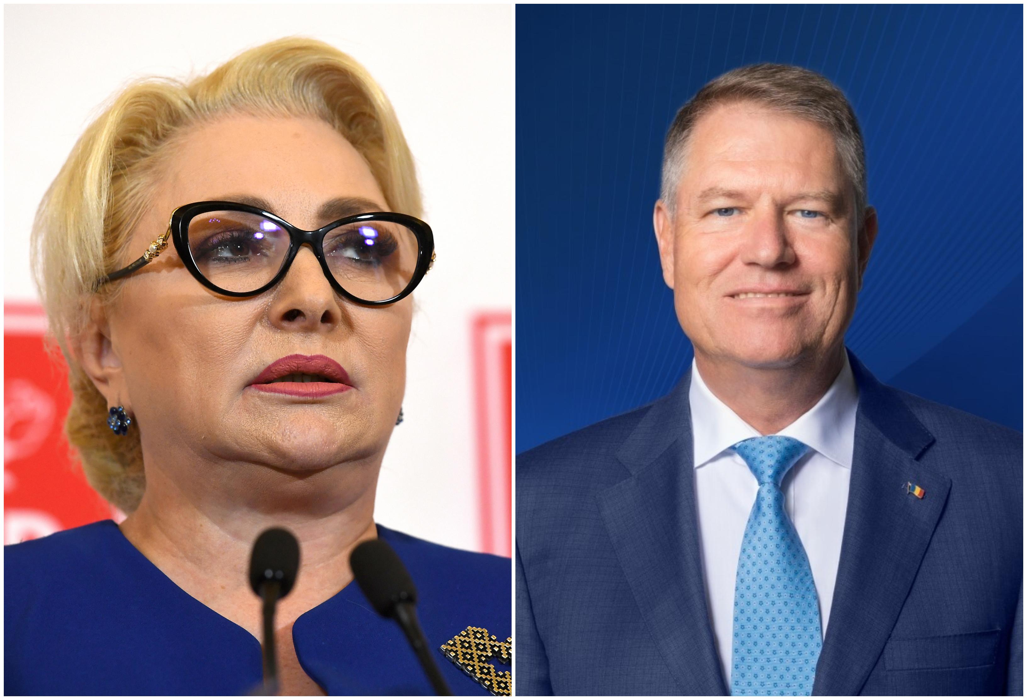 A început, oficial, campania electorală pentru turul 2. Iohannis contra Dăncilă