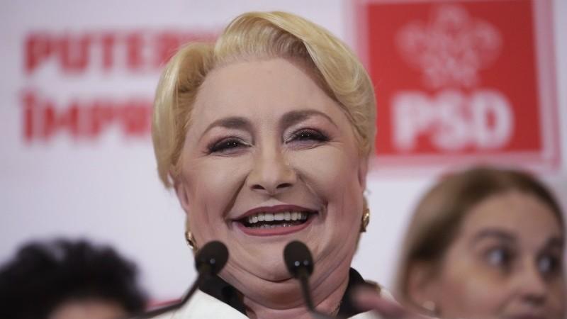 Viorica Dăncilă a fost angajată consultant la Banca Națională a României