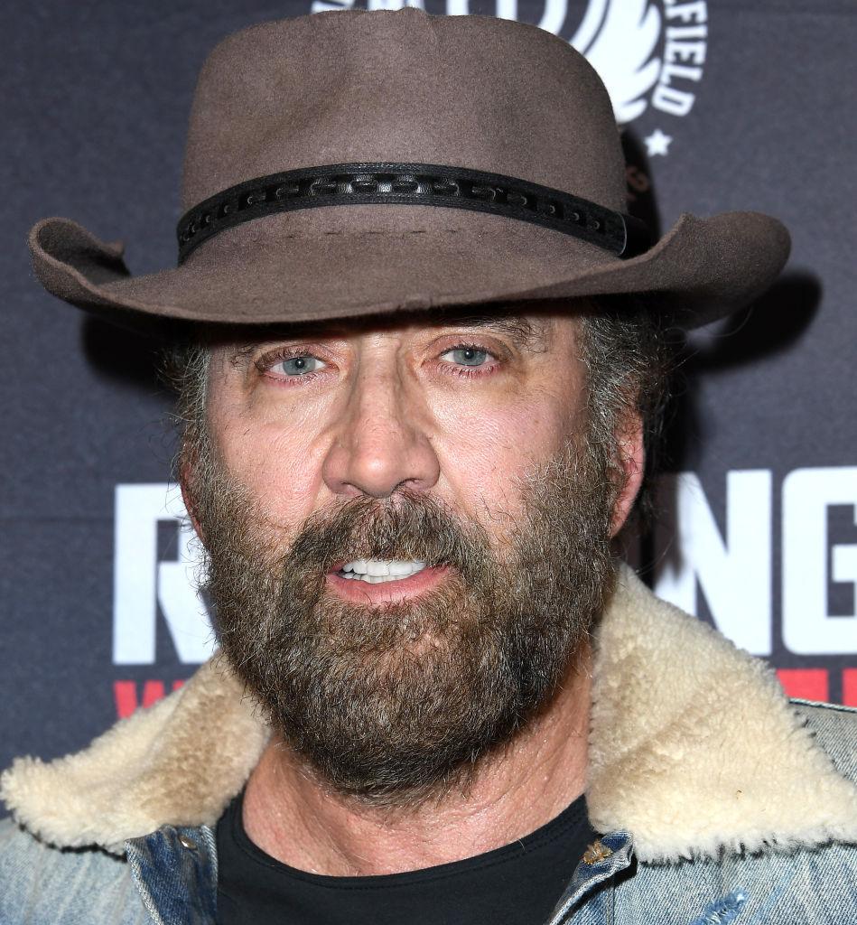 Nicolas Cage ar putea juca rolul lui Nicolas Cage într-un film despre Nicolae Cage