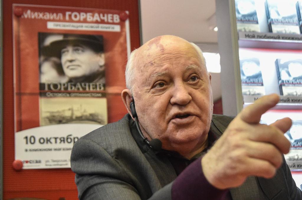 """Gorbaciov, despre Ceaușescu: """"A vrut să fugă în URSS și să se ascundă acolo"""""""