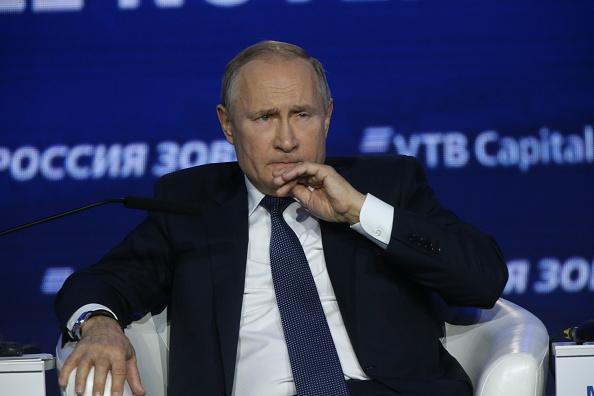 Putin, Zelenski și Merkel au ajuns la Palatul Elysee, pentru summitul pe tema păcii în Ucraina