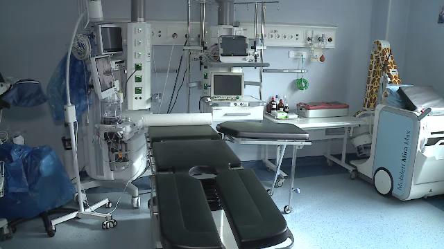 Spitalul pentru copii cu arsuri grave, construit doar pe hârtie. Autorităţile s-au oprit la demolare
