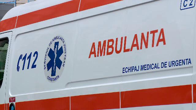 Accident mortal în Vaslui. Un bărbat a fost lovit în timp ce dormea pe stradă