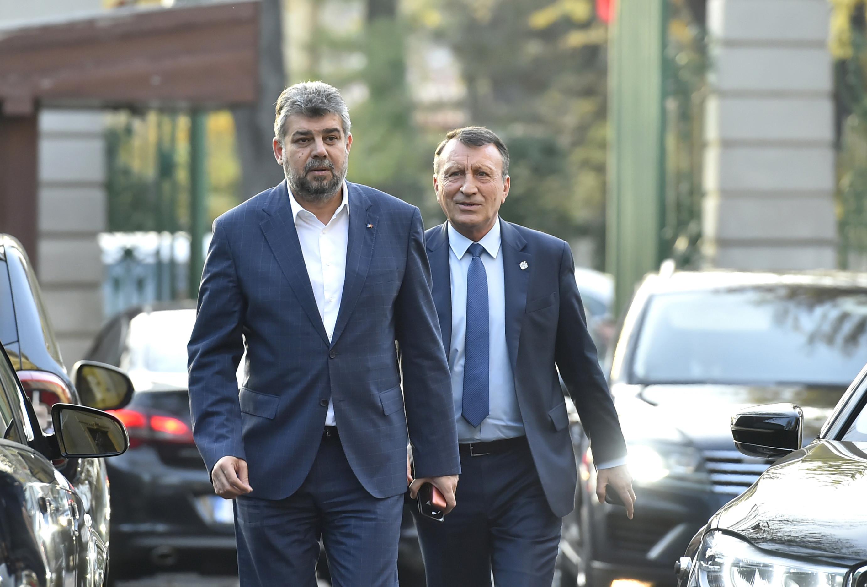 """Ciolacu este noul președinte interimar al PSD. """"Pe mine nu mă cheamă Liviu Dragnea"""""""