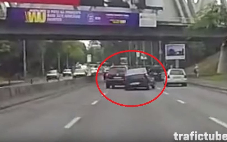Șoferul cu Touareg care a lovit intenționat un Logan pe șosea, condamnat definitiv la 5 ani de închisoare