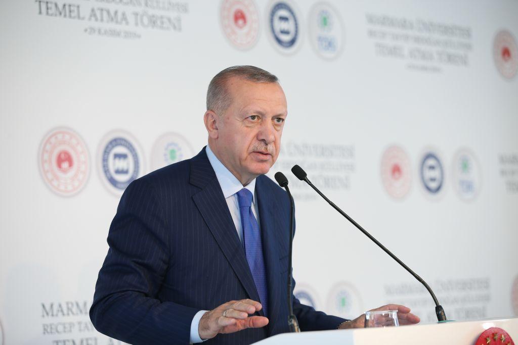 Erdogan: Turcia vrea să ajungă pe Lună până în 2023