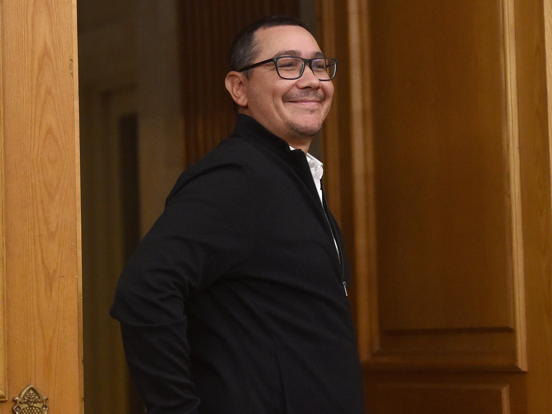 Victor Ponta a fost ales vicepreședinte al Partidului Democrat European, la Paris