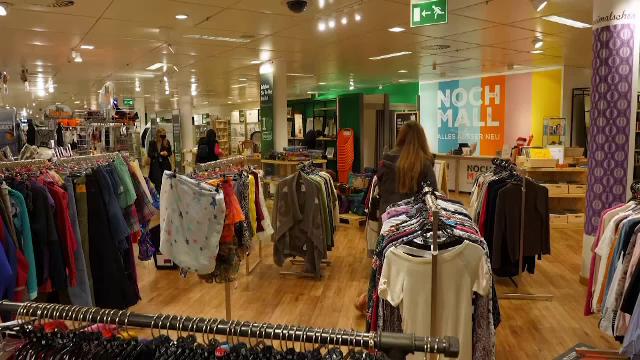 Guvernul regional din Berlin a deschis primul magazin cu bunuri SH