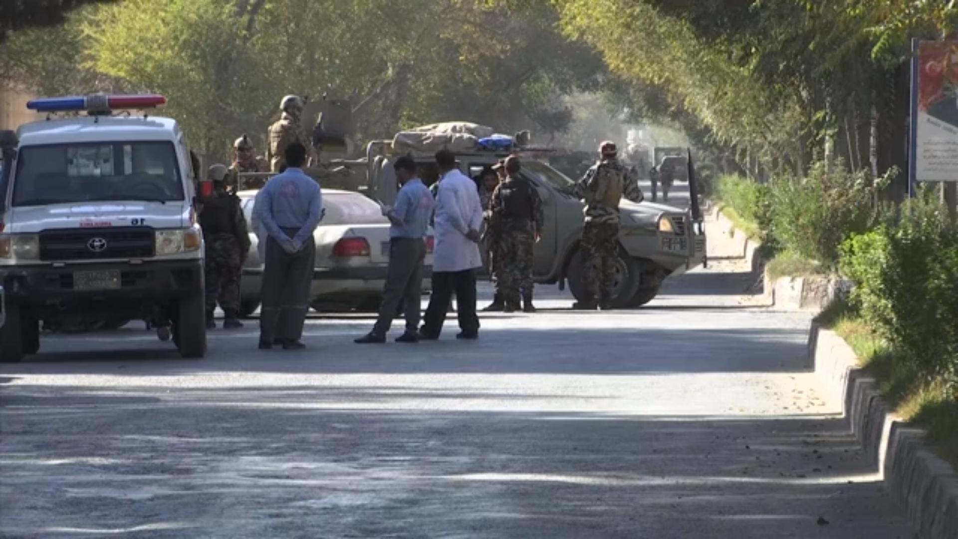 Cel puţin 19 persoane ucise într-un atac armat la Universitatea din Kabul