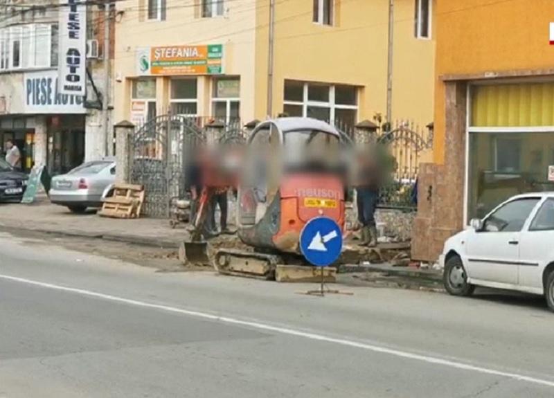 Polițist din Lugoj, înjunghiat de un trecător căruia i-a cerut să-şi pună masca.Agresorul, angajat al societății de apă-canal
