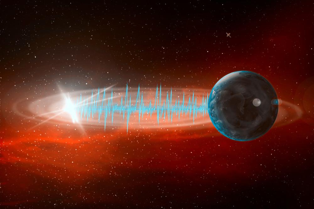 Oamenii de ştiinţă anunţă detectarea în premieră a unor emisii radio de la o exoplanetă
