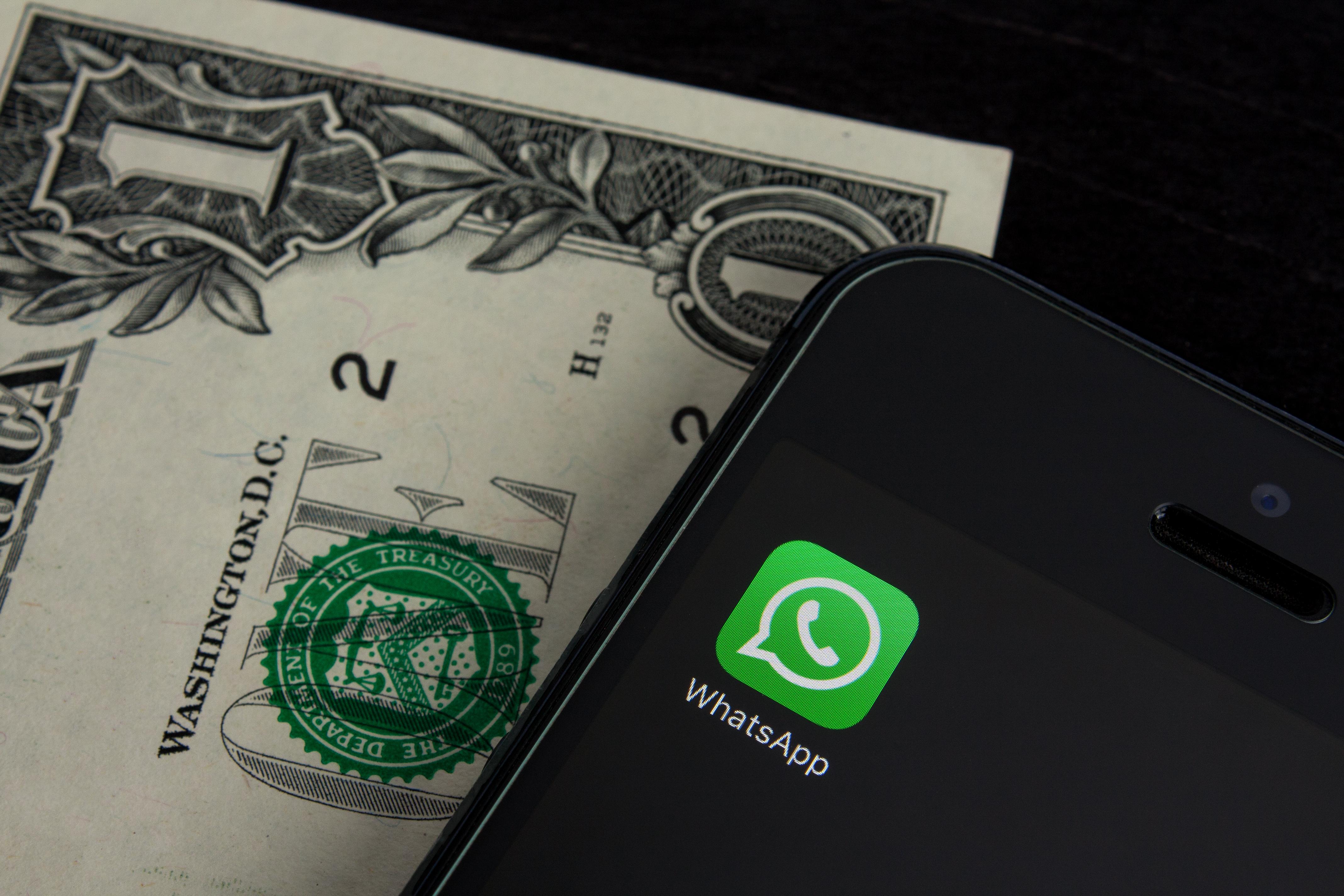 Plățile prin WhatsApp, accesibile în India pentru 20 de milioane de utilizatori