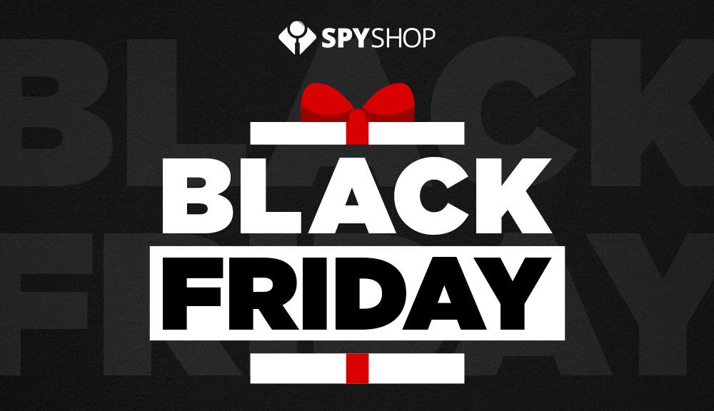 (P) Spy Shop pregătește reduceri de 80% la sisteme de securitate și supraveghere video de Black Friday
