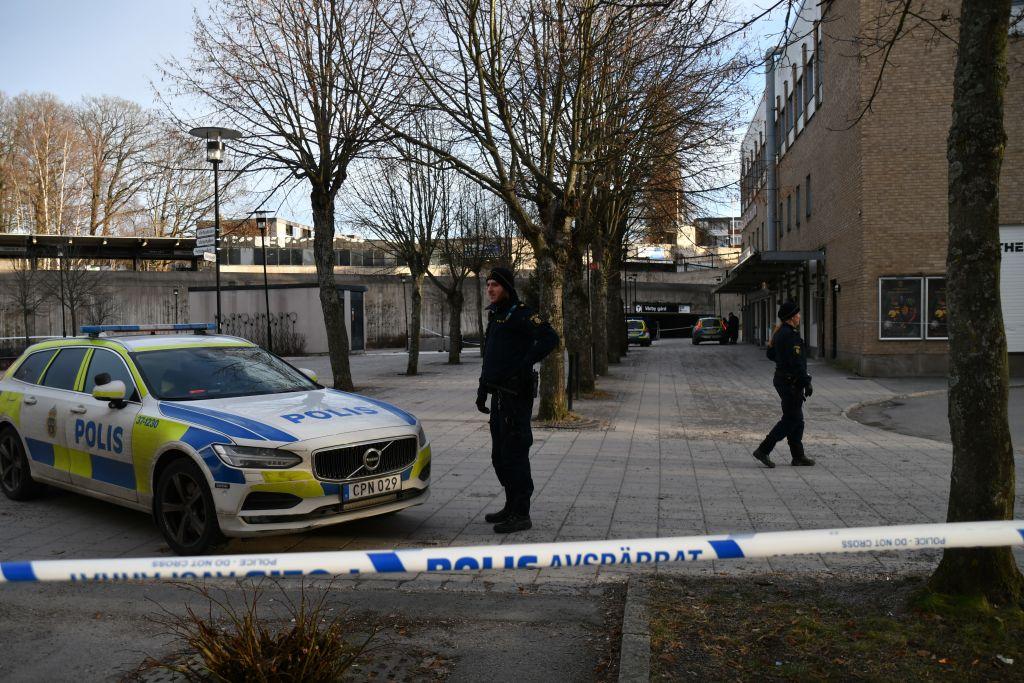 Alertă naţională pentru poliţia suedeză. Risc crescut de atentat terorist
