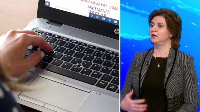 Câte tablete s-au distribuit până acum. Monica Anisie spune ce s-a întâmplat cu profesorii care au refuzat să predea online