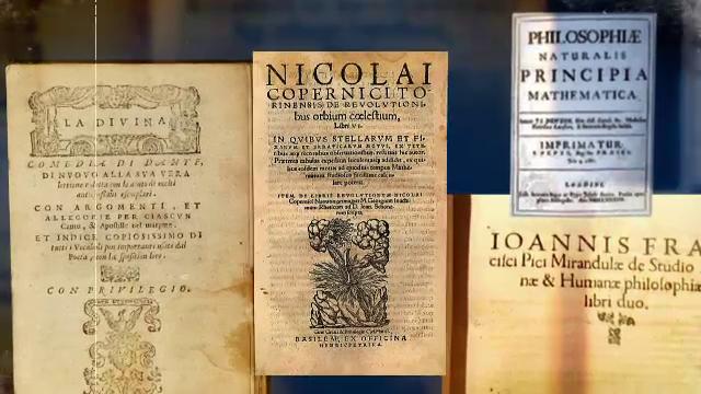 Cărţile rare, furate de hoți români dintr-un depozit de lângă Londra şi găsite în Neamţ, returnate proprietarilor