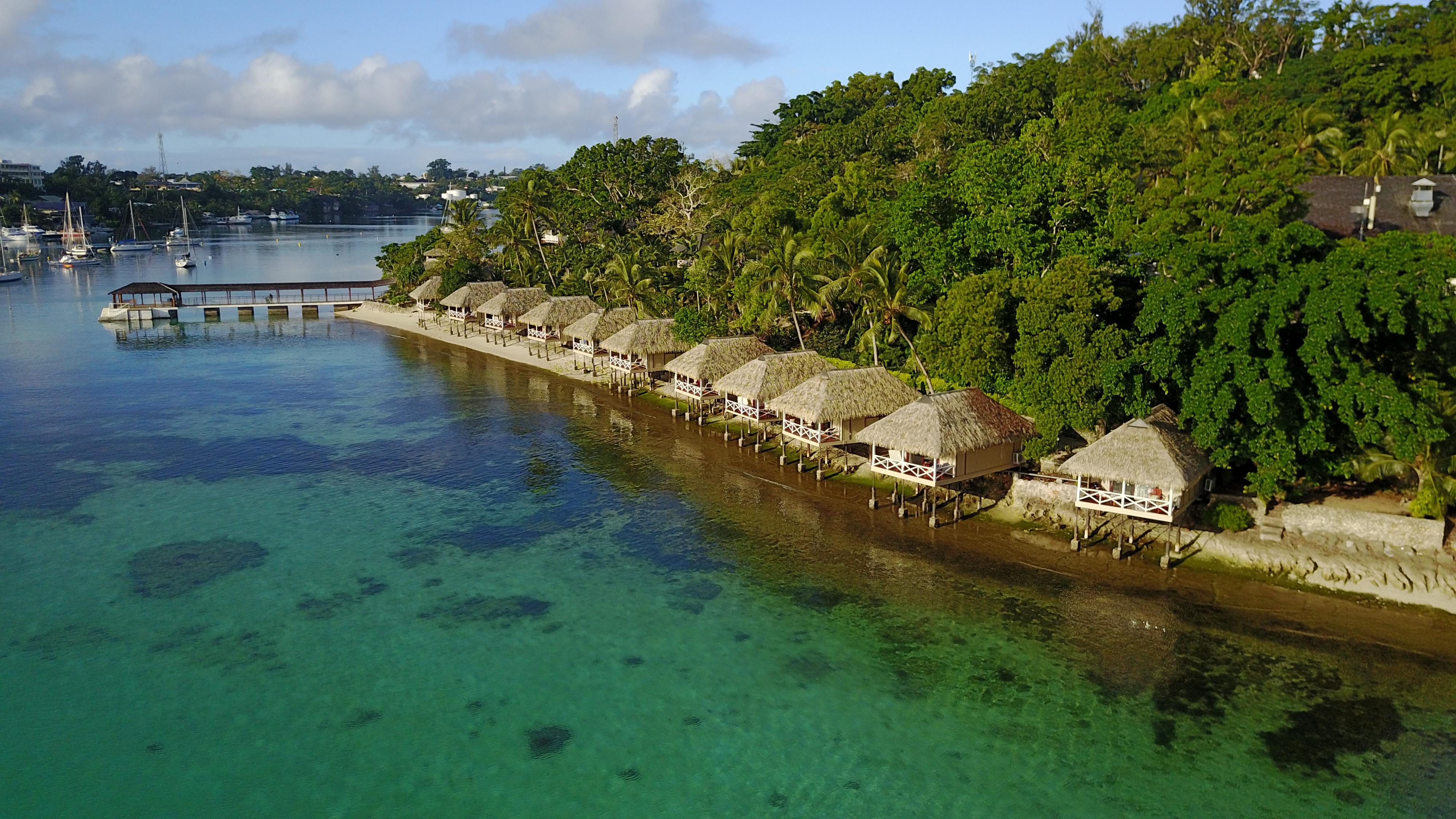 Vanuatu, una dintre puţinele ţări neafectate de Covid-19, a confirmat primul caz