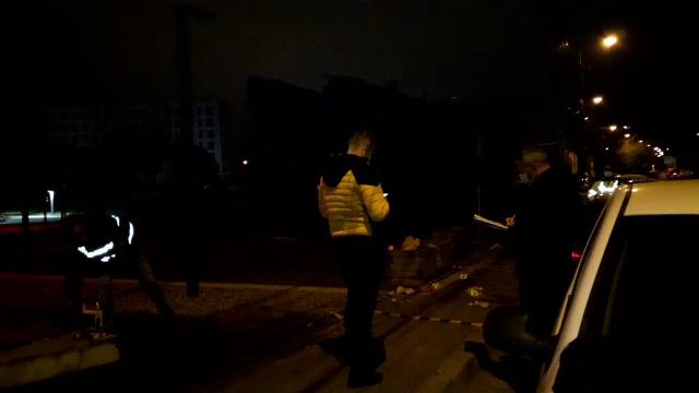 Tânără înjunghiată de iubitul ei la Cluj Napoca, de față cu cei doi copii, în plină stradă. Cum au scăpat cei mici