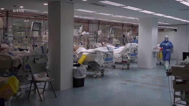 Aproape 4.500 de cadre medicale din România s-au infectat cu Covid-19. Până acum, 50 au fost răpuse de virusul ucigaș