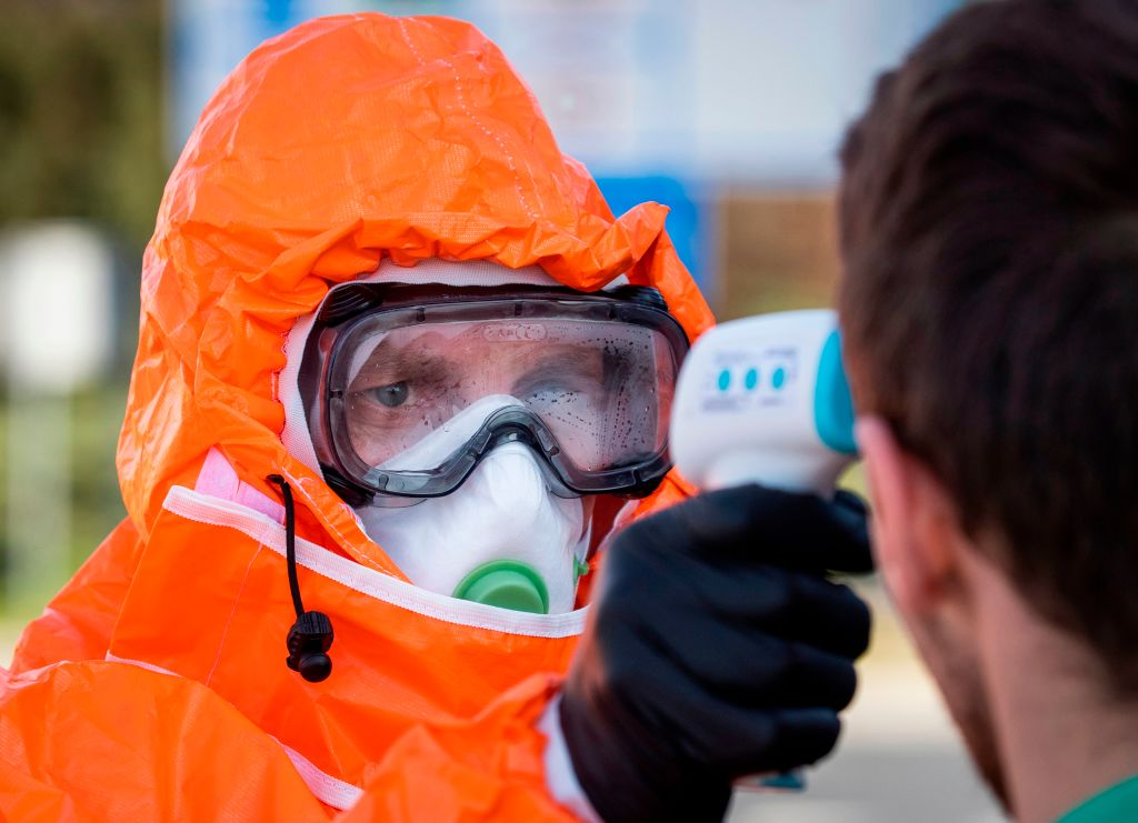 Care sunt locurile cu cel mai mare risc de infectare cu coronavirus. Acolo s-au imbolnavit 85% dintre persoane