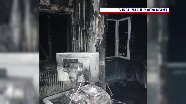 Filmul tragediei de la SJU Piatra Neamț: aproape 30 de minute de coșmar, în care au murit 10 oameni