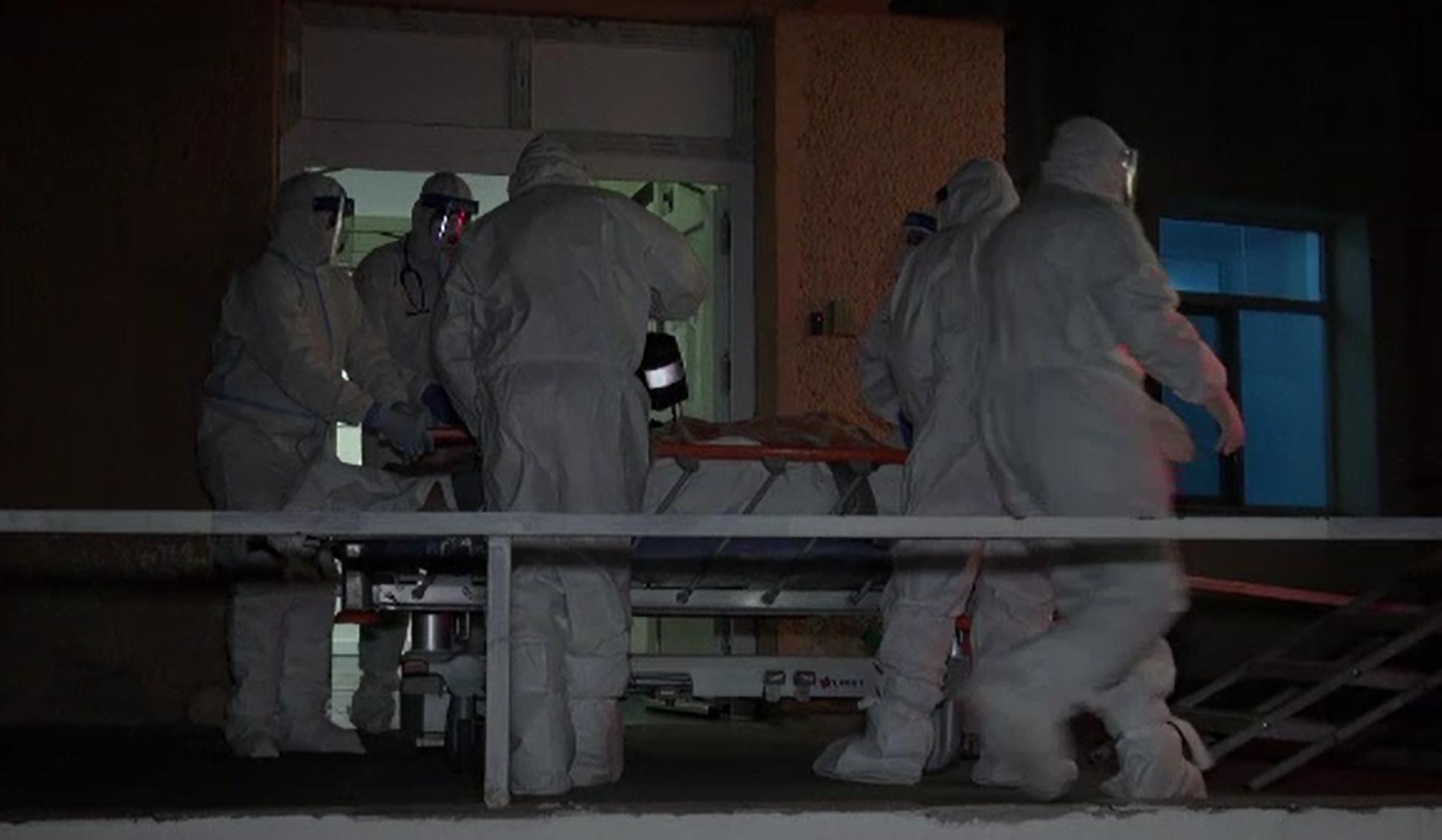 Noi detalii despre starea medicului erou de la Piatra Neamț. Cum a reușit să îi salveze pe pacienții prinși în incendiu