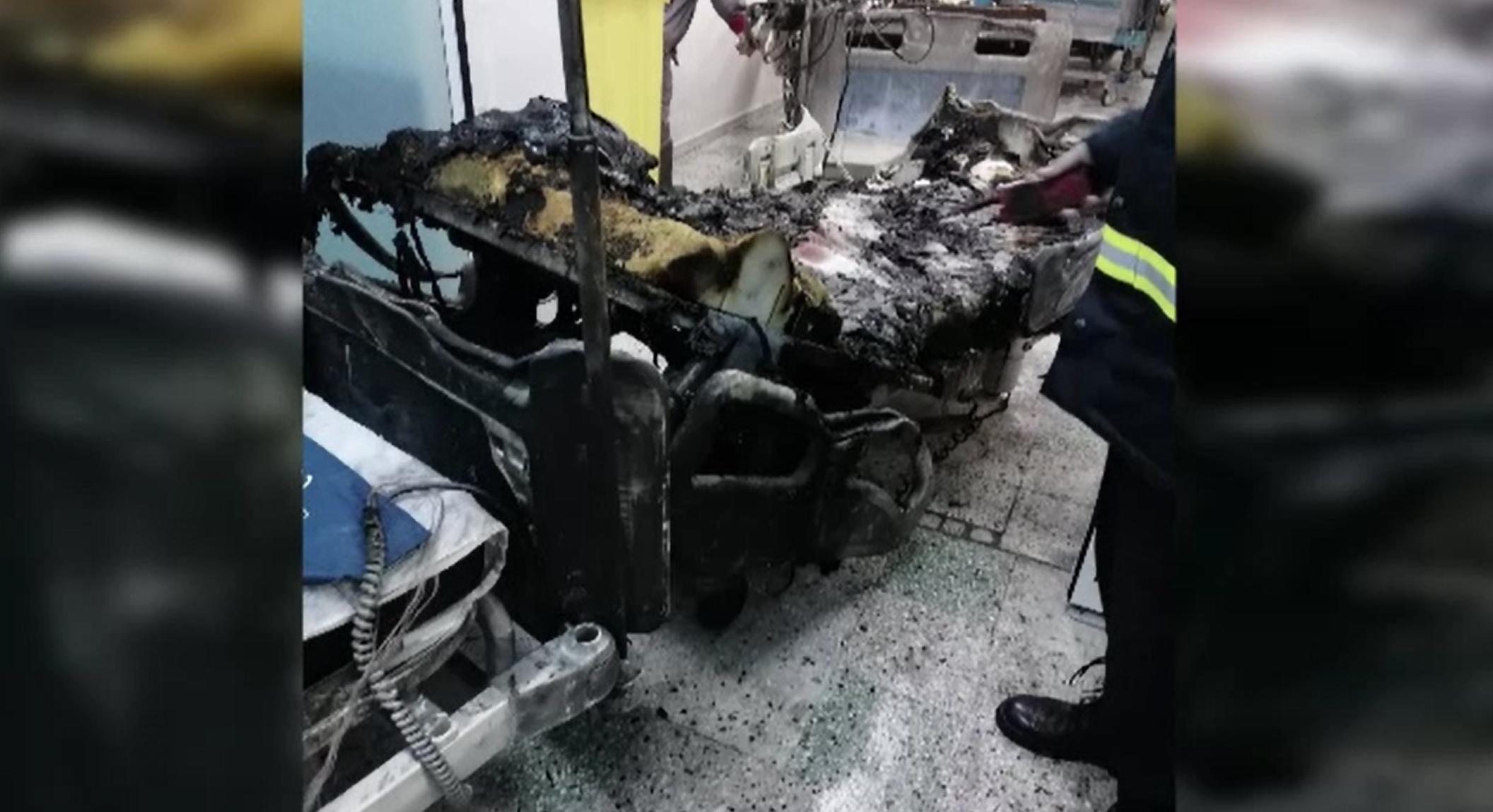 Ancheta în cazul incendiului de la SJU Piatra Neamț, preluată de Parchetul General. Ce ipoteze sunt luate în calcul