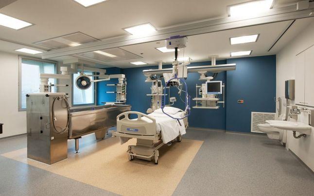 FOTO. Cum arată spitalul din Belgia unde a fost dus medicul erou de la Piatra Neamţ