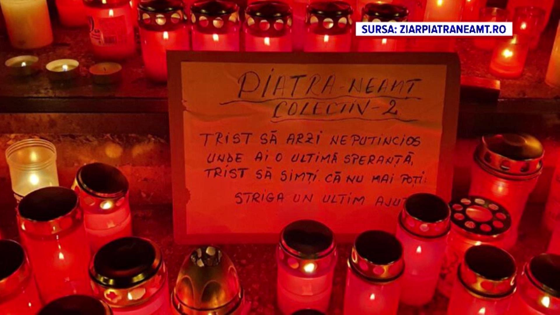 Bilanțul incendiului de la Piatra Neamţ a ajuns la 12 morți: un al doilea pacient transferat la Leţcani a decedat