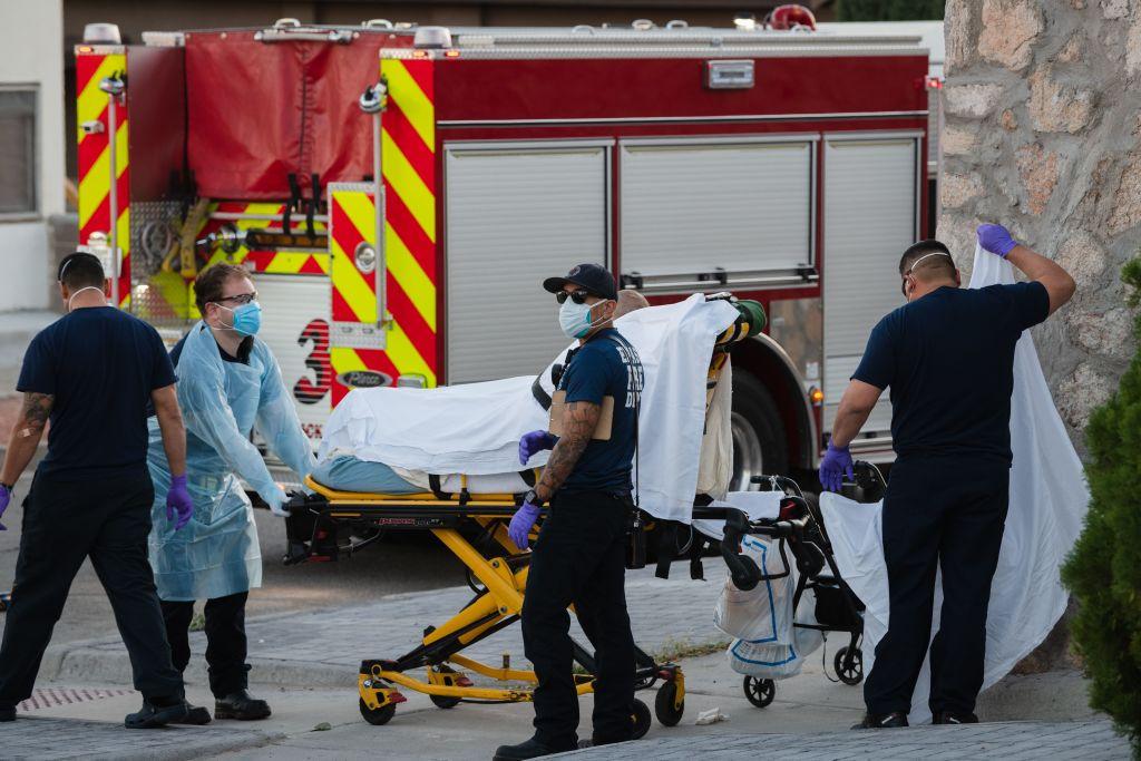 O asistentă medicală dezvăluie, în lacrimi, condițiile din salonul unde pacienții cu Covid sunt trimiși