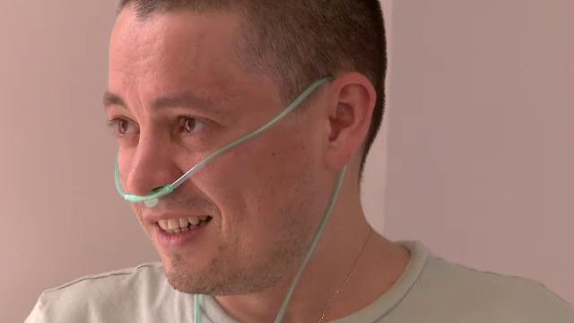 A murit Ionuț Anghel, tânărul care de doi ani aștepta un transplant de plămâni
