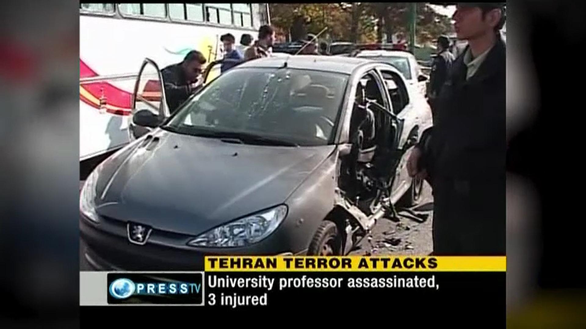 Un important lider terorist a fost ucis în Iran de agenți israelieni