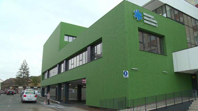 Cum arată cea mai modernă Unitate de Primiri Urgențe din ţară, construită la Oradea