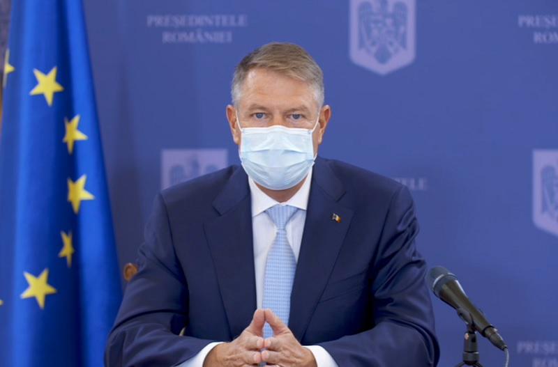 Klaus Iohannis: Au fost stabilite măsurile generale pentru organizarea vaccinării anti-Covid-19 în România