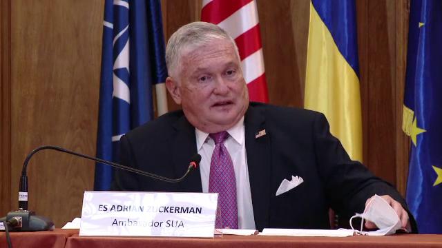 Ambasadorul SUA, despre proiectul Constanța-Gdansk: Sper să fie gata în 3-4 ani