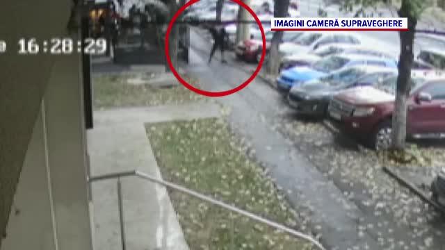 Bărbatul care a tras cu un pistol cu bile pe un bulevard din Constanţa, reţinut de poliţişti