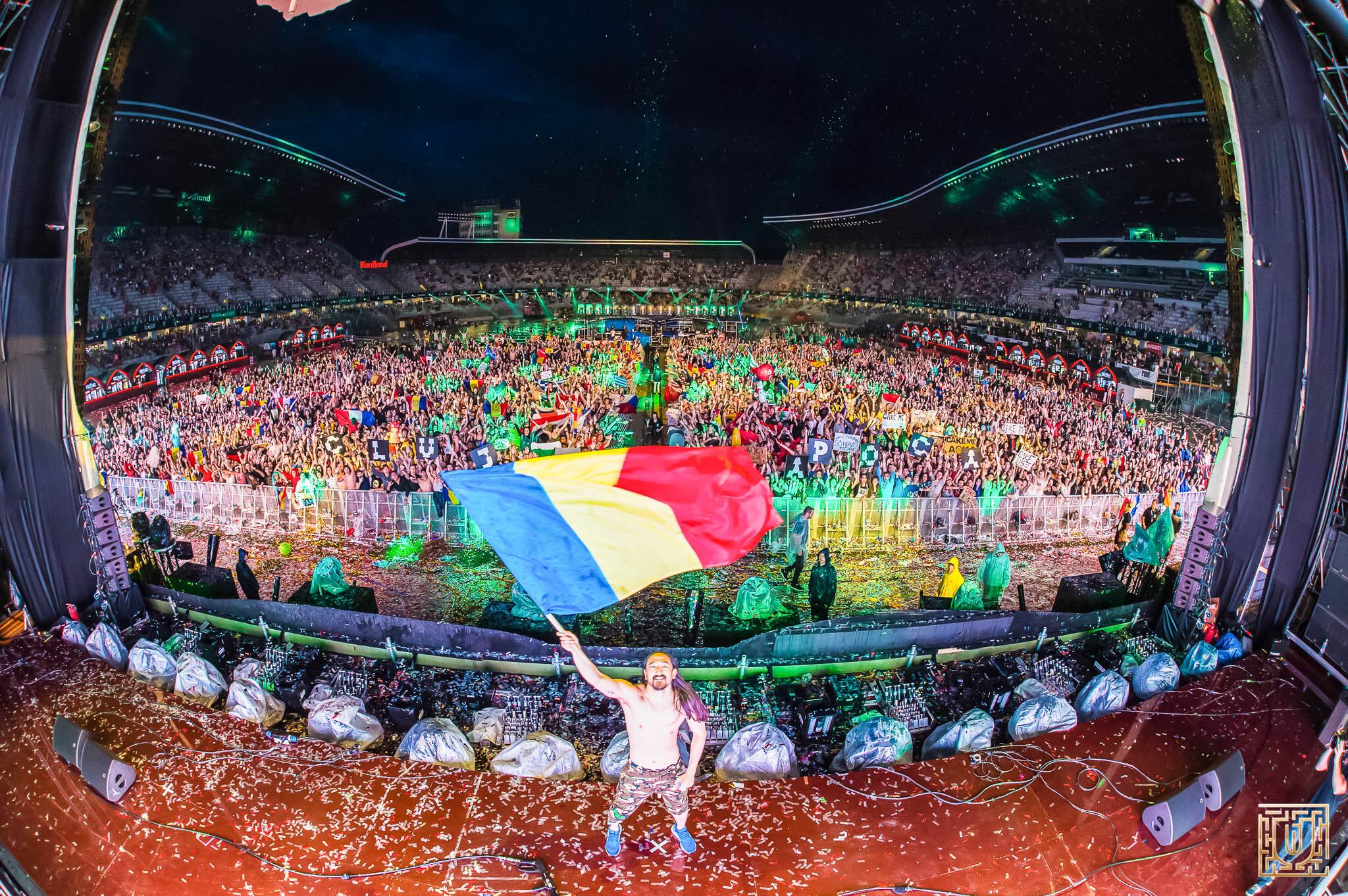 Festivalul Untold va avea loc în perioada 5-8 august 2021, la Cluj-Napoca