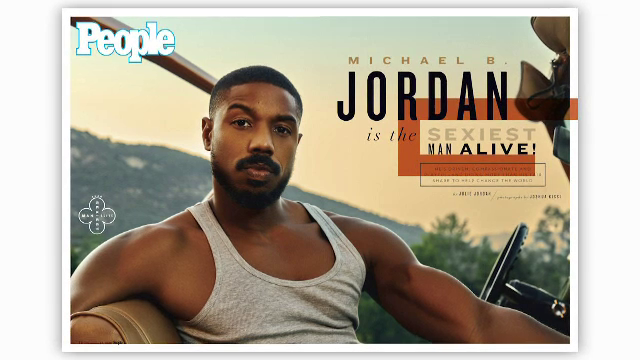 Michael B. Jordan, desemnat de revista People