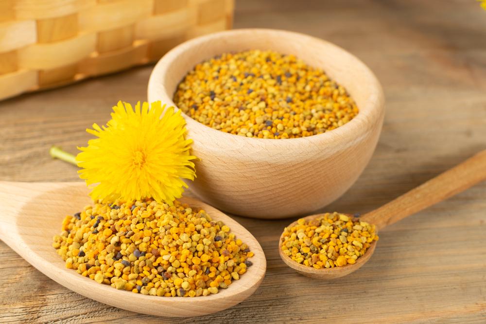 (P) Beneficiile polenului crud