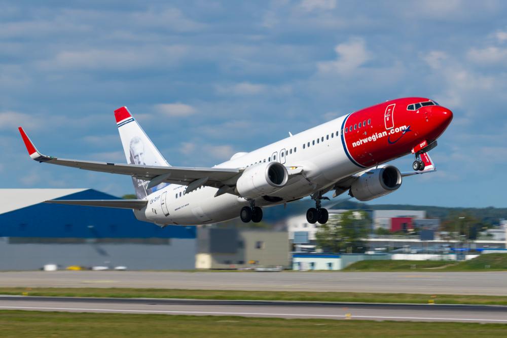 Linia aeriană low-cost Norwegian Air a intrat în insolvenţă