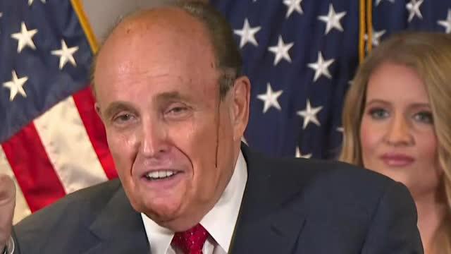 Anchetatorii federali, interesaţi de activitatea de consultanţă derulată de Rudy Giuliani în România