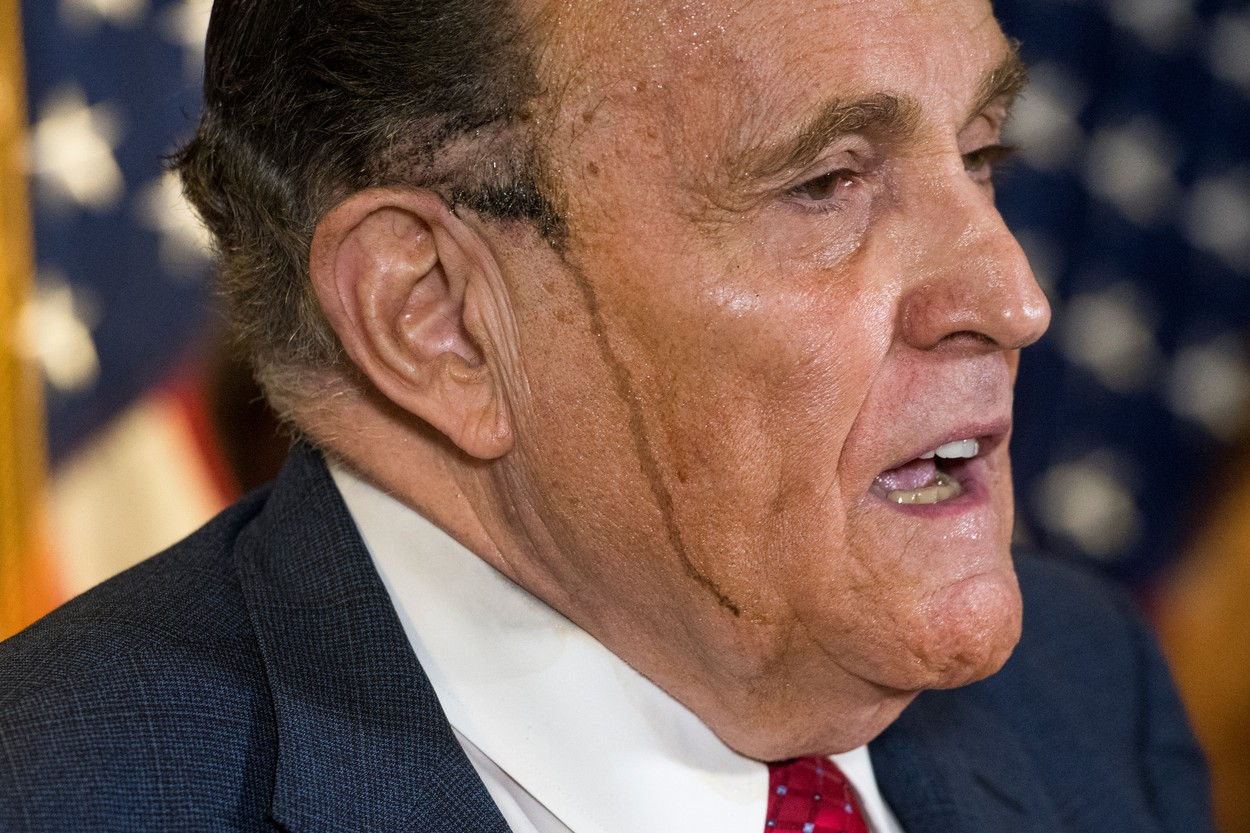 Rudy Giuliani, nominalizat la Zmeura de Aur. În ce film a apărut involuntar