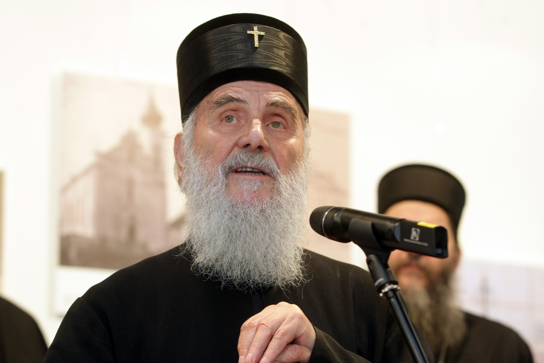 Patriarhul Irineu al Bisericii Ortodoxe Sârbe a murit de Covid-19. Unde s-a infectat