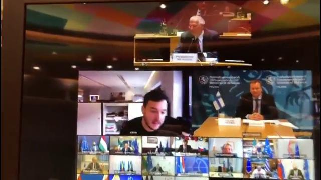 Cum a pătruns un jurnalist în videoconferința secretă a miniștrilor UE ai Apărării. Oricine putea face acest lucru