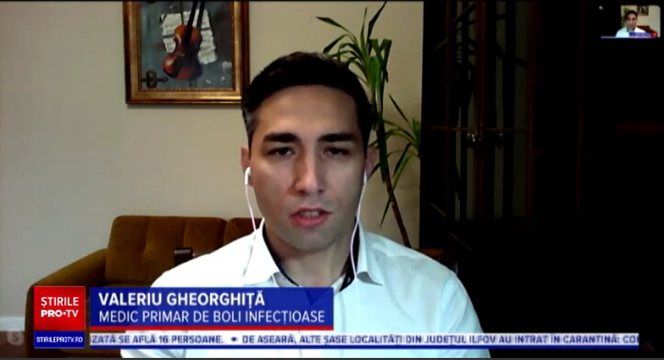 INTERVIU cu Valeriu Gheorghiță, coordonatorul campaniei naționale de vaccinare anti-Covid: Când ajunge vaccinul la populație