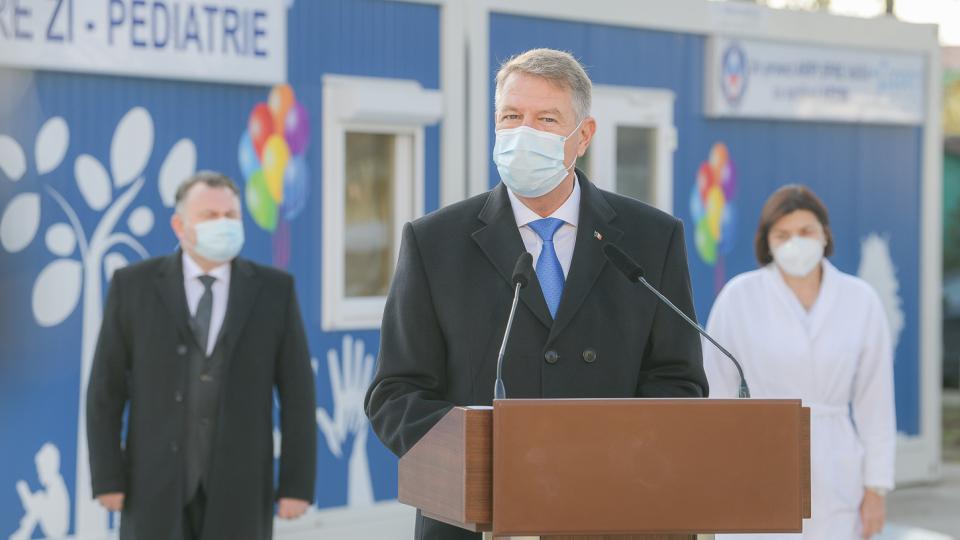 De ce nu mai merge Klaus Iohannis la Sibiu. Explicaţia dată de preşedinte