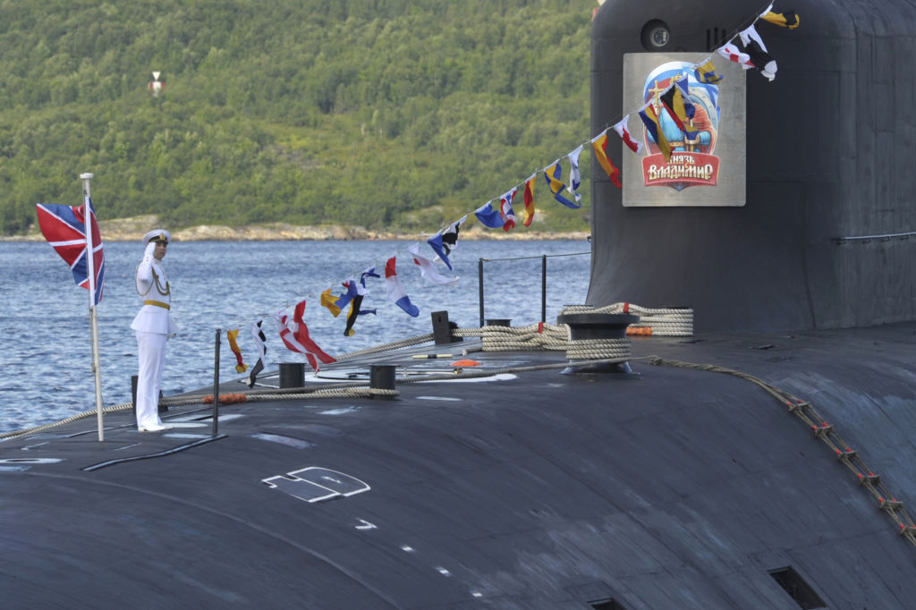 Amiral italian: Rusia domină Mediterana din punct de vedere strategic și militar